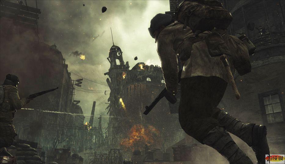 使命召唤5世界战争 新游戏截图