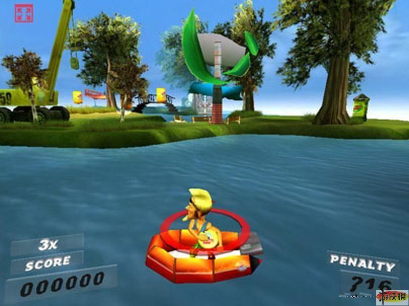 众多3d网页游戏预示网页游戏的未来图片