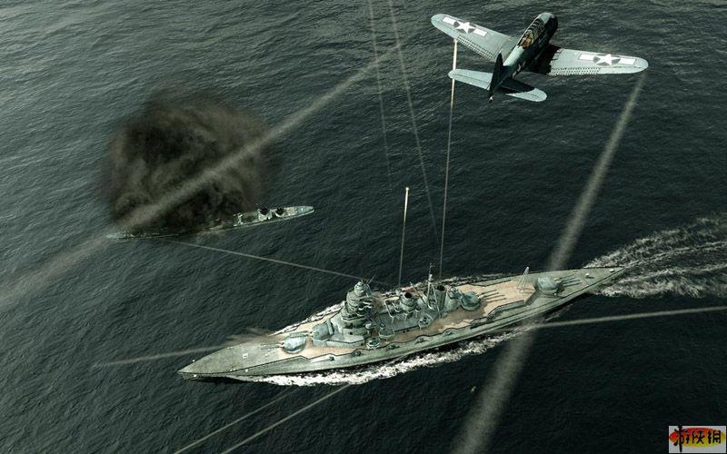 Игра Battlestations: Pacific (2012/PC/Русский) Лицензия в жанре.