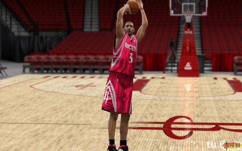 《NBA 2k10》各球场华丽视觉效果图
