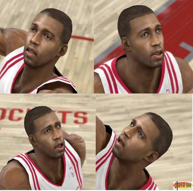 《NBA 2K10》年轻麦迪 不同版本