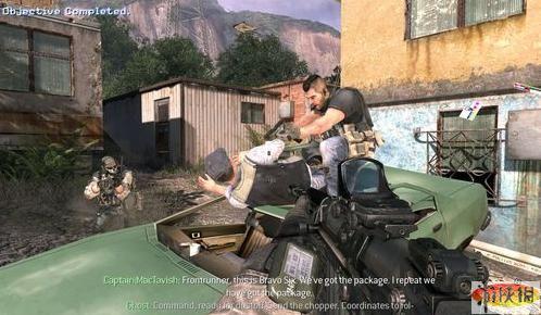 《使命召唤6现代战争2》pc版最高效果高清游戏截图欣赏