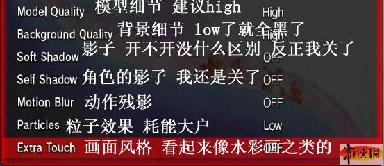 《街头霸王4》pc版 pc settings翻译