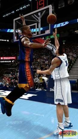 《NBA 2K10》防守系统