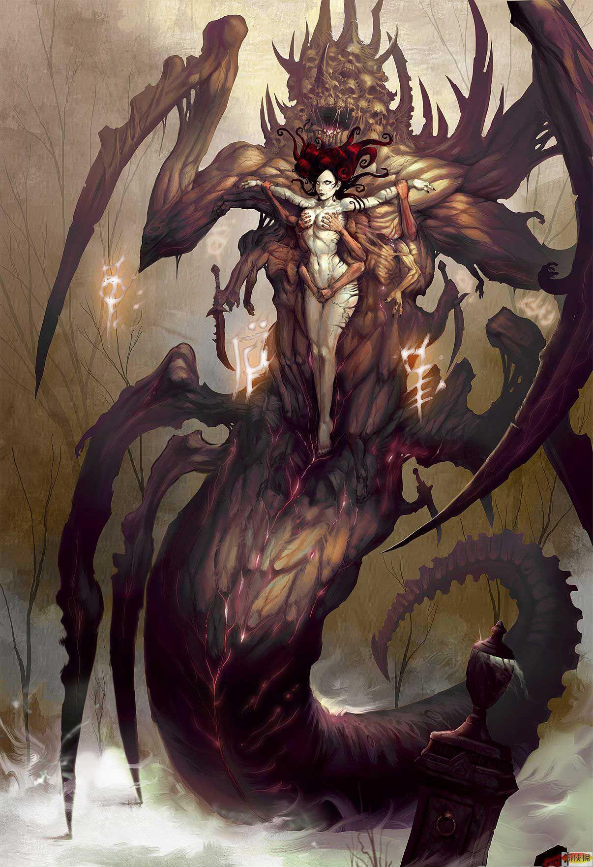 英魂之刃狂野纷争模式亡灵法师怎么刷