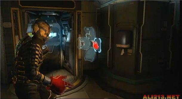 【异形终结者 《死亡空间2》通关奖励小手 枪】-