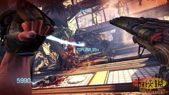 子弹风暴任务攻略_EA的射击大作《子弹风暴》开发版初玩介绍(2)_游侠网 Ali213.net