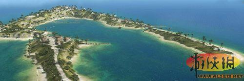 《战地3》多人资料片威克岛地图原画公布