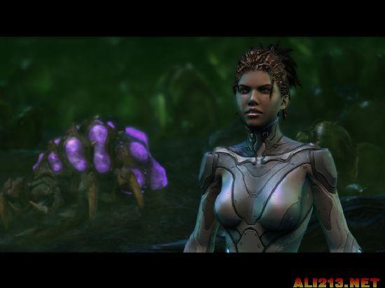 星际争霸2 虫群之心 前瞻 女王归来