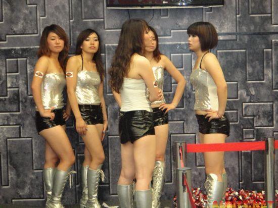 chinajoy2011 露得恰到好处 美腿秀大集合 高清图片
