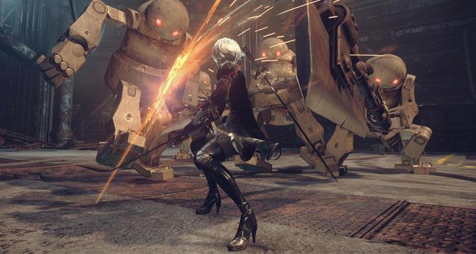《尼尔:机械纪元》游戏版本下载